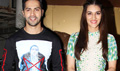 Special Screening Of Dilwale By Varun Dhawan At PVR Juhu