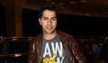Varun Dhawan departs for Dishoom schedule