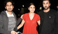 Cast and crew screening of Ae Dil Hai Mushkil