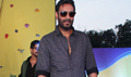 Ajay Devgan and cast snapped at Shivaay promotions
