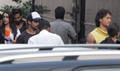 Tiger And Shraddha Kapoor Snapped On The Sets Of Baaghi