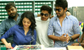 B'day Blast For Janani in The Sets of  Ultaa