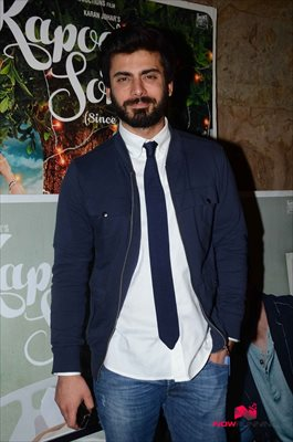 Picture 3 of Fawad Afzal Khan