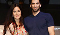 Katrina And Aditya At Fitoor Promotions At College Fest