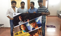 Vidhi Madhi Ultaa First Look Poster launched by PA Ranjith