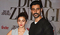 Celebs attend the Dear Zindagi bash in association with Tinder