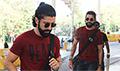 Farhan Akhtar & Vidhu Vinod Chopra depart for 'Wazir' promotions in Delhi