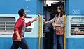 Arjun and Shraddha shoot a train sequence for half girlfriend