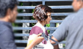 Prachi Desai snapped with her Rock On 2 look on the sets of the movie