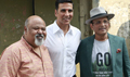 Akshay Kumar, Annu Kapoor and others at Jolly LLB 2 promotions