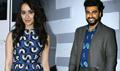 Arjun Kapoor and Shraddha Kapoor at 'Half Girlfriend' promotions