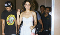 Kangna Ranaut and others snapped post 'Baahubali 2  The Conclusion' show at PVR Juhu