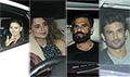 Kangana, Sushant, Sonakshi and many more at the screening of Rangoon'
