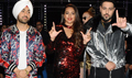 Sonakshi Sinha, Diljit Dosenjh and Badshah shoot a music video for 'Noor'