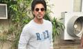 Shah Rukh Khan promotes 'Raees' at Mehboob Studio in Bandra