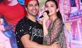 Varun Dhawan and Alia Bhatt promote their film 'Badrinath Ki Dulhania' at 'Korum Mall', Thane