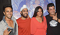 First look launch of Fukrey Returns