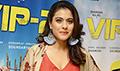 Kajol and Dhanush promote VIP2 in Delhi