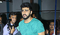 Mubarakan cast snapped during promotions