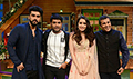 Arjun and Shraddha promote Half Girlfriend on Kapil Sharma sets