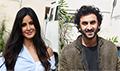 Ranbir Kapoor and Katrina Kaif snapped at the promotions of their film Jagga Jasoos