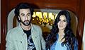 Ranbir Kapoor and Katrina Kaif promote Jagga Jasoos in Delhi