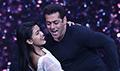 Salman Khan and Katrina Kaif graced the set of Super Dancer Chapter 2