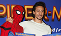 Tiger Shroff at Spiderman -The Homecoming promotions