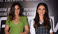 Aditi Rao Hydari, Richa Chadda snapped at Daas Dev trailer launch