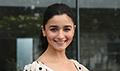 Alia Bhatt snapped promoting Raazi at the Dharma Films office