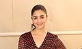 Alia Bhatt at Raazi promotions