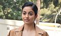 Banita Sandhu snapped at October trailer launch