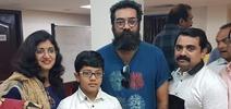 Biju Menon starrer 'Aanakallan' Movie Pooja
