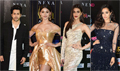Celebs snapped at the green carpet of IIFA Rocks 2018