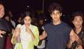 Ishaan Khattar and Janhvi Kapoor snapped at PVR juhu