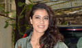 Kajol snapped post a screening of Incredibles 2 at Sunny Super Sound