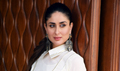 Kareena Kapoor Khan snapped during a photo shoot