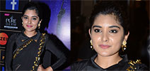 Nivetha Thamos at Zee Apsara Awards 2018