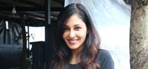 Pooja Chopra snapped at Bombay Salad