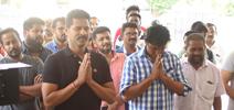 Prabhu Deva and Nivetha Pethuraj New Movie Launch