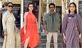 Ranbir Kapoor, Dia Mirza, Sonam Kapoor, Manisha Koirala arrive for the trailer launch of Sanju