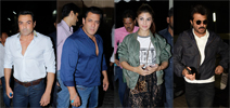 Salman Khan, Jacqueline Fernandez and others grace the special screening of Race 3 at PVR Juhu