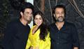Sara Ali Khan, Sushant Singh Rajput and others grace the film completion bash of Kedarnath