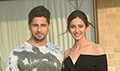 Sidharth Malhotra and Rakul Preet snapped at Sun-n-Sand in Juhu