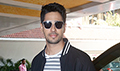Sidharth Malhotra snapped at Aiyaary Promotions