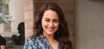 Sonakshi Sinha promotes her film Happy Phirr Bhag Jayegi
