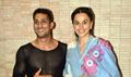 Taapsee Pannu snapped at Mulk press meet in Mumbai