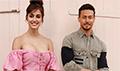 Tiger Shroff and Disha Patani promote 'Baaghi 2' at Mehboob Studio