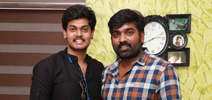 Vijay Sethupathi launches Koothan Movie Promo Song Photos