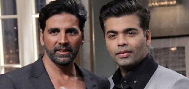 Breaking! Akshay Kumar and Karan Johar announce their next film - Kesari